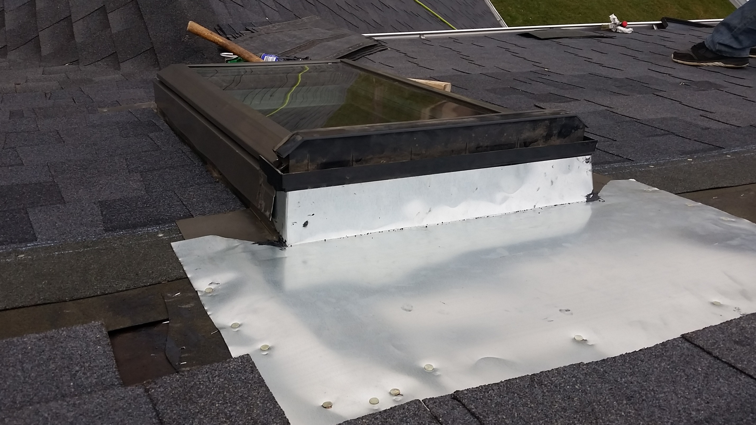 No roof repair is too big or too small for us